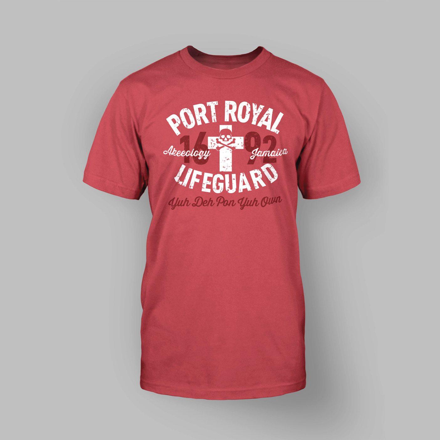 Port Royal Lifeguard: Ackeeology