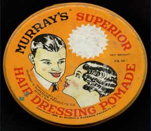Murrays Hair packaging by Charles Dawson 13 African American Designers