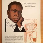Paul Laurence Dunbar illustration by Eugene Winslow