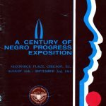 A Century of Negro Progress cover by Eugene Winslow