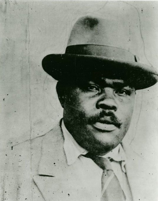 Marcus Garvey via New York Public Library