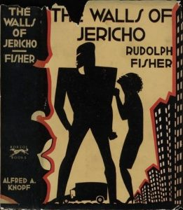 The Walls of Jericho by Aaron Douglas: 13 African American Graphic Designers You Should Know