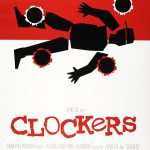 Clockers movie poster by Art Sims: 13 African American Designers