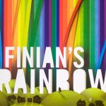 Finians Rainbow (2009) poster by Gail Anderson