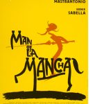 Man of la Mancha (2002) poster by Gail Anderson: 13 African American Designers