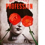 Mrs. Warren's Profession (2010) poster by Gail Anderson: 13 African American Designers