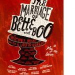 The Marriage of Behe and Boo (2008) poster by Gail Anderson: 13 African American Designers