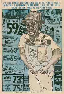 Land of Plenty by Emory Douglas: 13 African American Designers