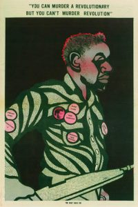 You Can't Murder Revolution by Emory Douglas: 13 African American Designers