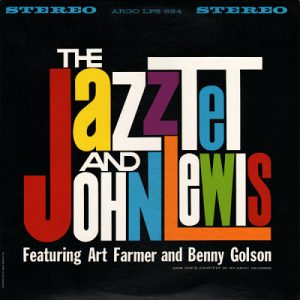 John Lewis Jazztet record cover designed by Emmett McBain: 13 African American Designers