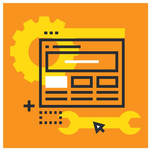 Graphic representing coding